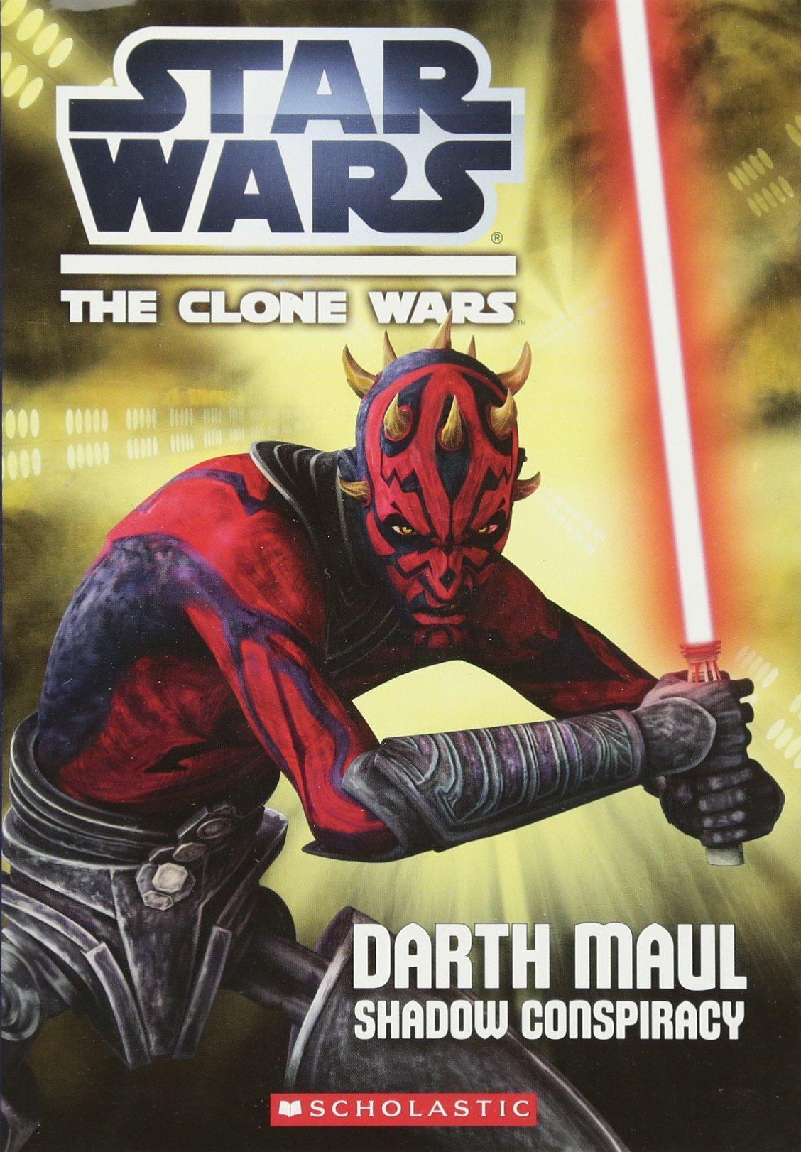 Star Wars: The Clone Wars: Darth Maul: Shadow Conspiracy pdf epub