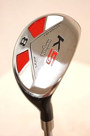 Majek Golf All Hybrid 8 Regular Flex Right Handed New Utility R Flex Club