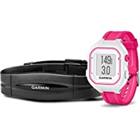 Garmin Forerunner 25 GPS Fitness Watch with Heart Rate Monitor
