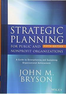 strategic management for nonprofit organizations ppt