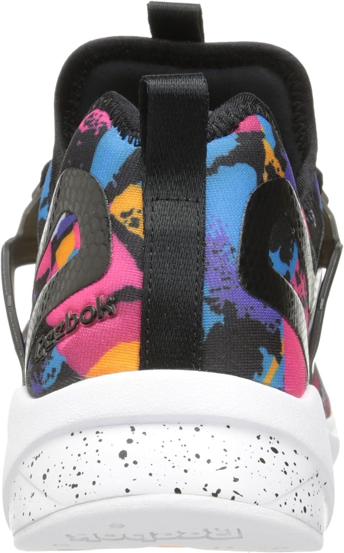 Reebok Mens Fury Adapt AC Fashion Sneaker