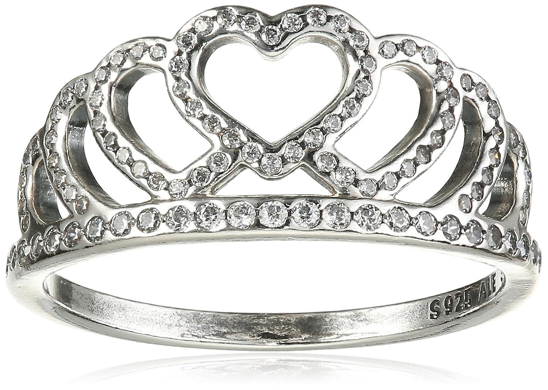 pandora anello corona