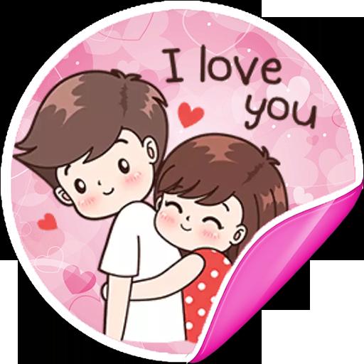 Amazon Com Love Stickers Packs For Whatsapp Wastickerapp