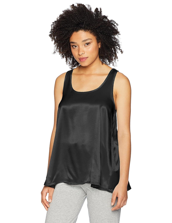 Black PJ Harlow Womens Laura Pajama Top