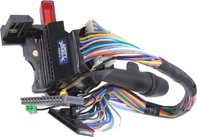 APDTY 3441937 Multifunciton Switch w//Turn Signal Hazard Models With Cruise