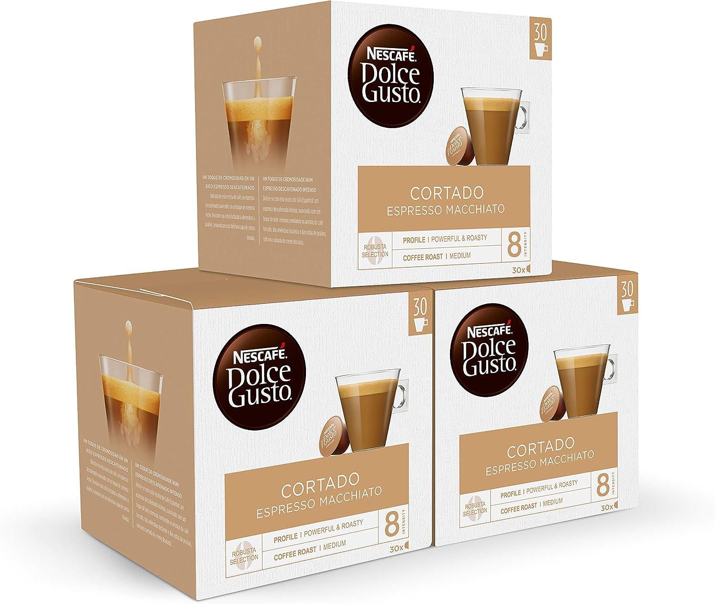 Nescafé Dolce Gusto Magnum Espresso Macchiato - Cápsulas de Café ...