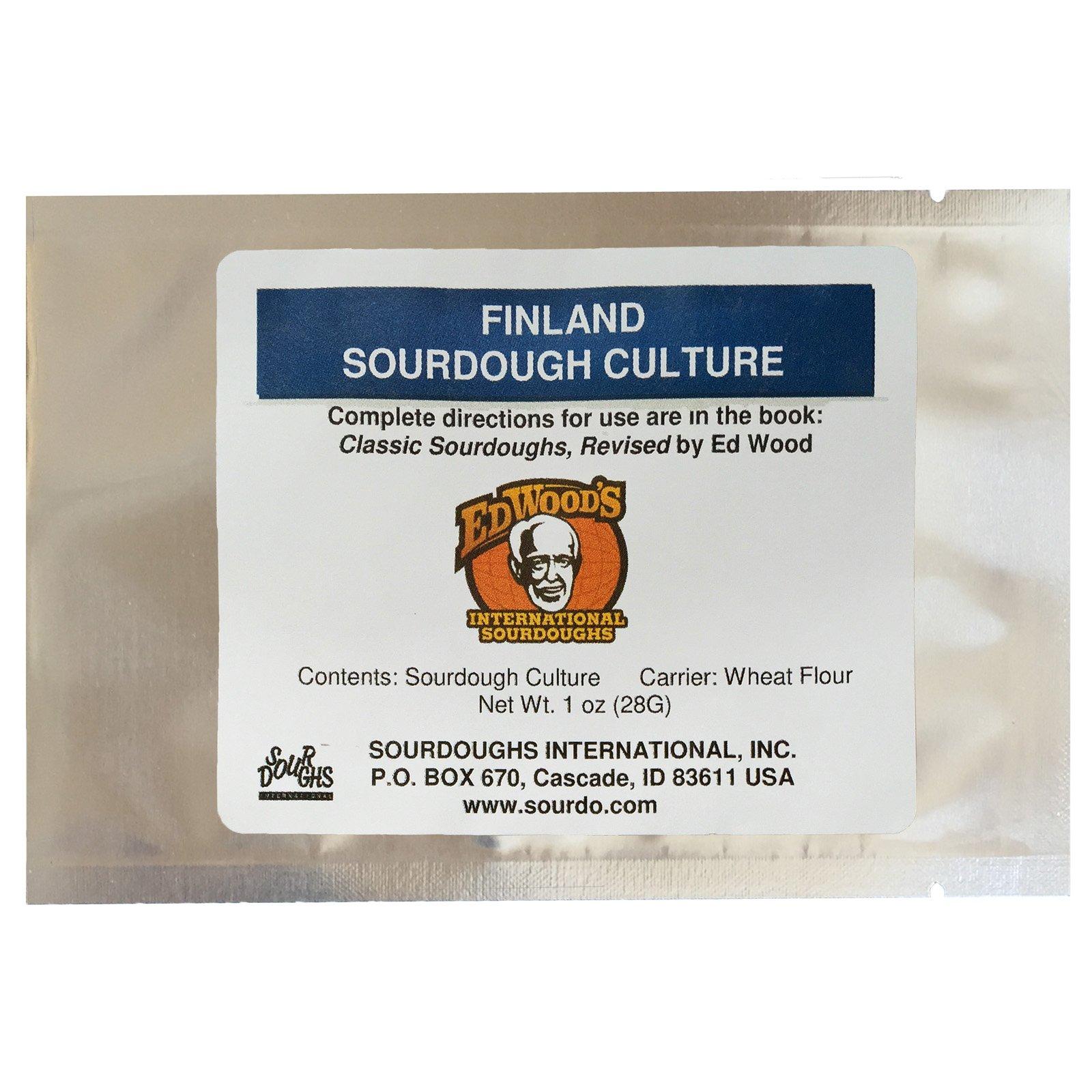 Finland Sourdough Culture by Ed Wood
