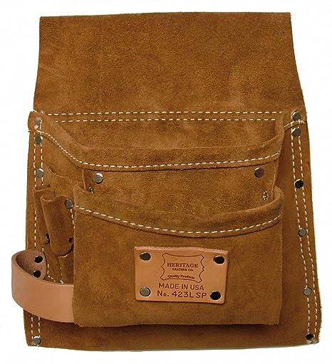 Amazon.com: Heritage Leather 423LSP – Mochila ...