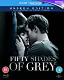Fifty Shades of Grey: The Unseen Edition [Blu-ray] [2015]