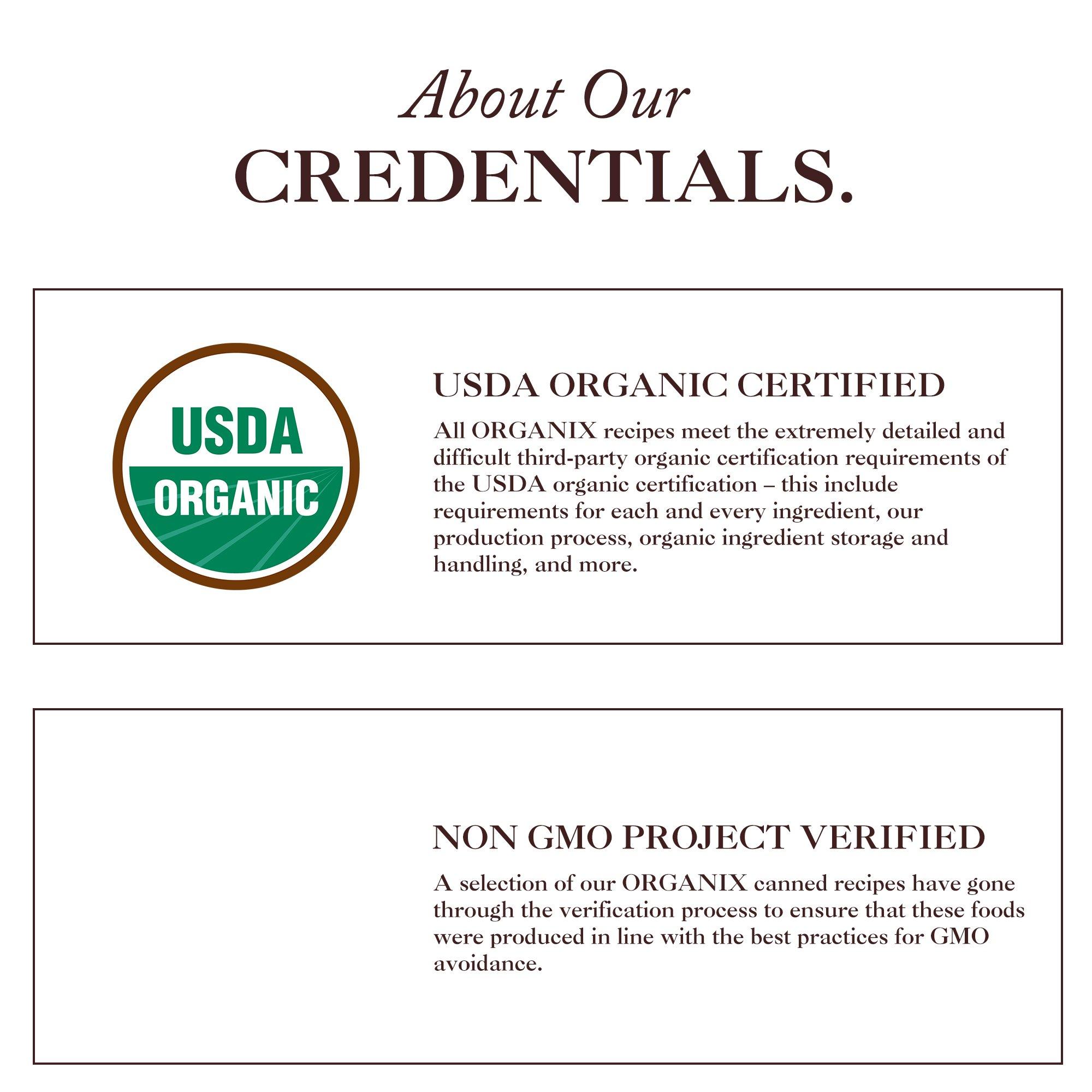 Castor & Pollux Organix Grain Free Organic Chicken & Sweet Potato Recipe Dry Dog Food 18Lbs by Castor & Pollux (Image #8)