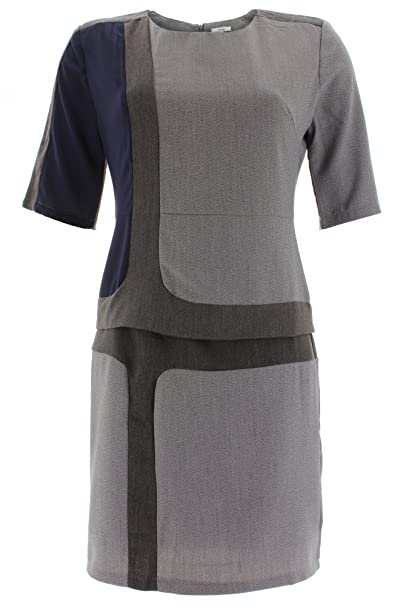 Kling - Vestido - para mujer gris X-Small