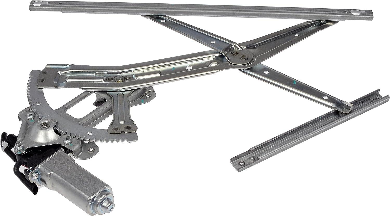 Dorman 741-850 Front Driver Side Power Window Regulator and Motor Assembly for Select Honda Models