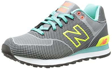 new balance women's wl574 elite edition sneaker