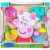 Peppa Pig Shape Sorter Clock Puzzle 12Piece