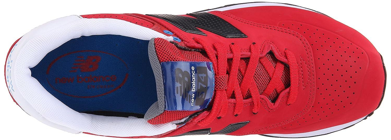 New Balance Mens ML574 Acrylic Pack Classic Sneaker