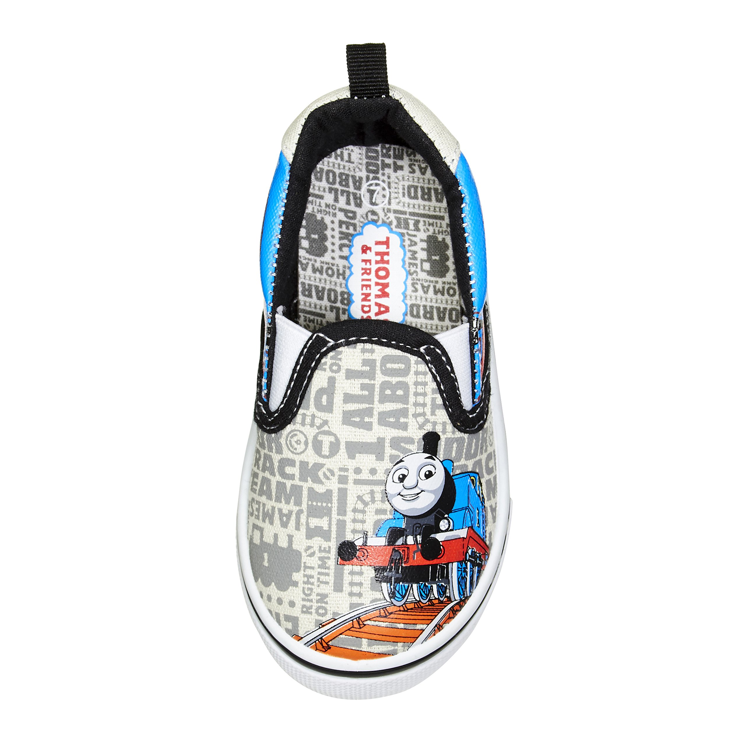 Thomas and Friends Toddler Boy Shoes; Slip-On Little Kids Character Shoes by Thomas & Friends (Image #5)