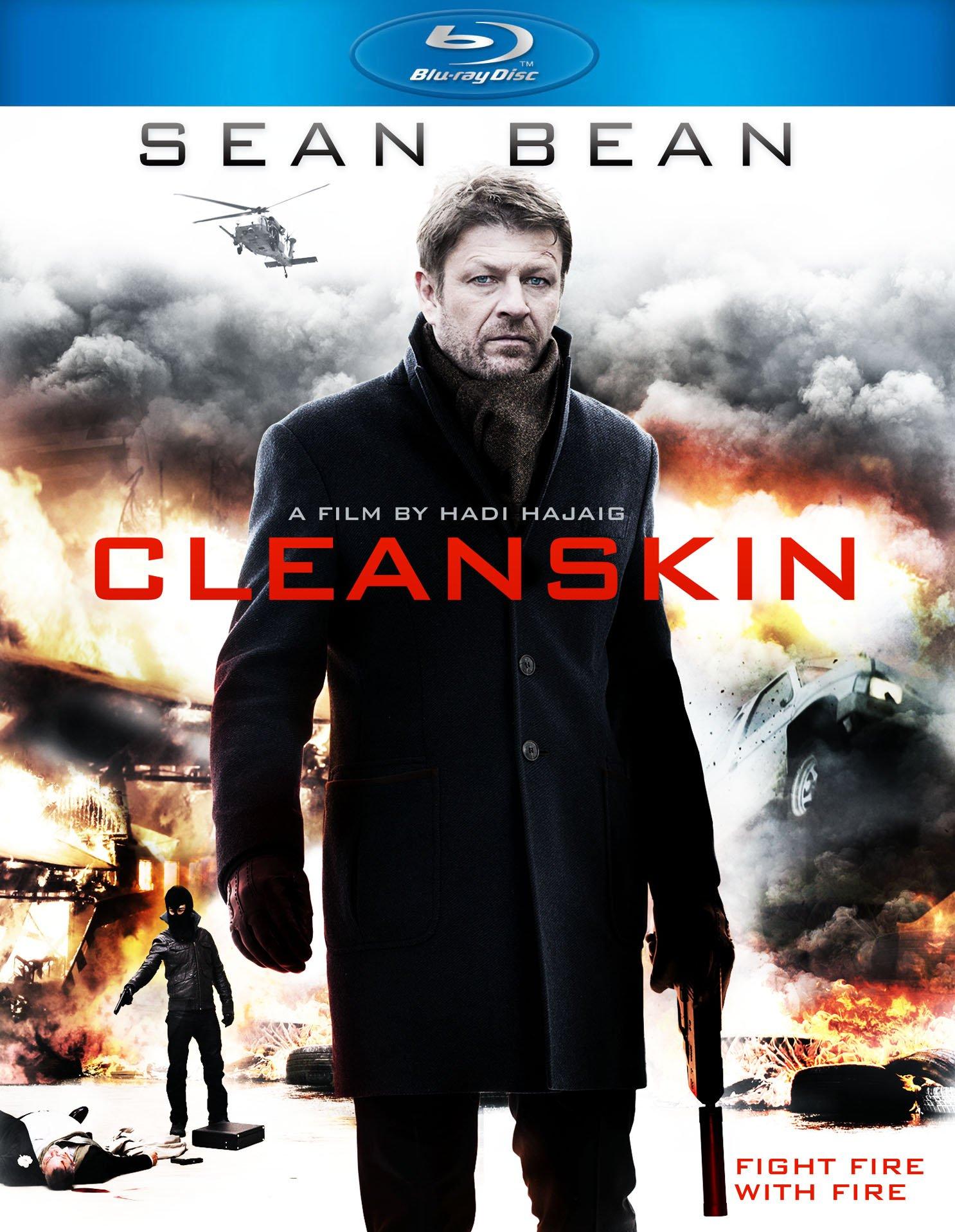 Blu-ray : Cleanskin (Dolby, AC-3)