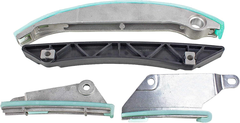 DNJ TK1116B Timing Chain Kit for 2009-2010 // Chrysler Charger Dodge // 300 Sebring // 2.7L // DOHC // V6 // 24V // 167cid Avenger