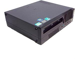 Lenovo ThinkCentre M91p USFF Desktop, Intel Core-i5-2400s 2.50GHz, 4GB DDR3, 120GB SSD, Win-7 Pro