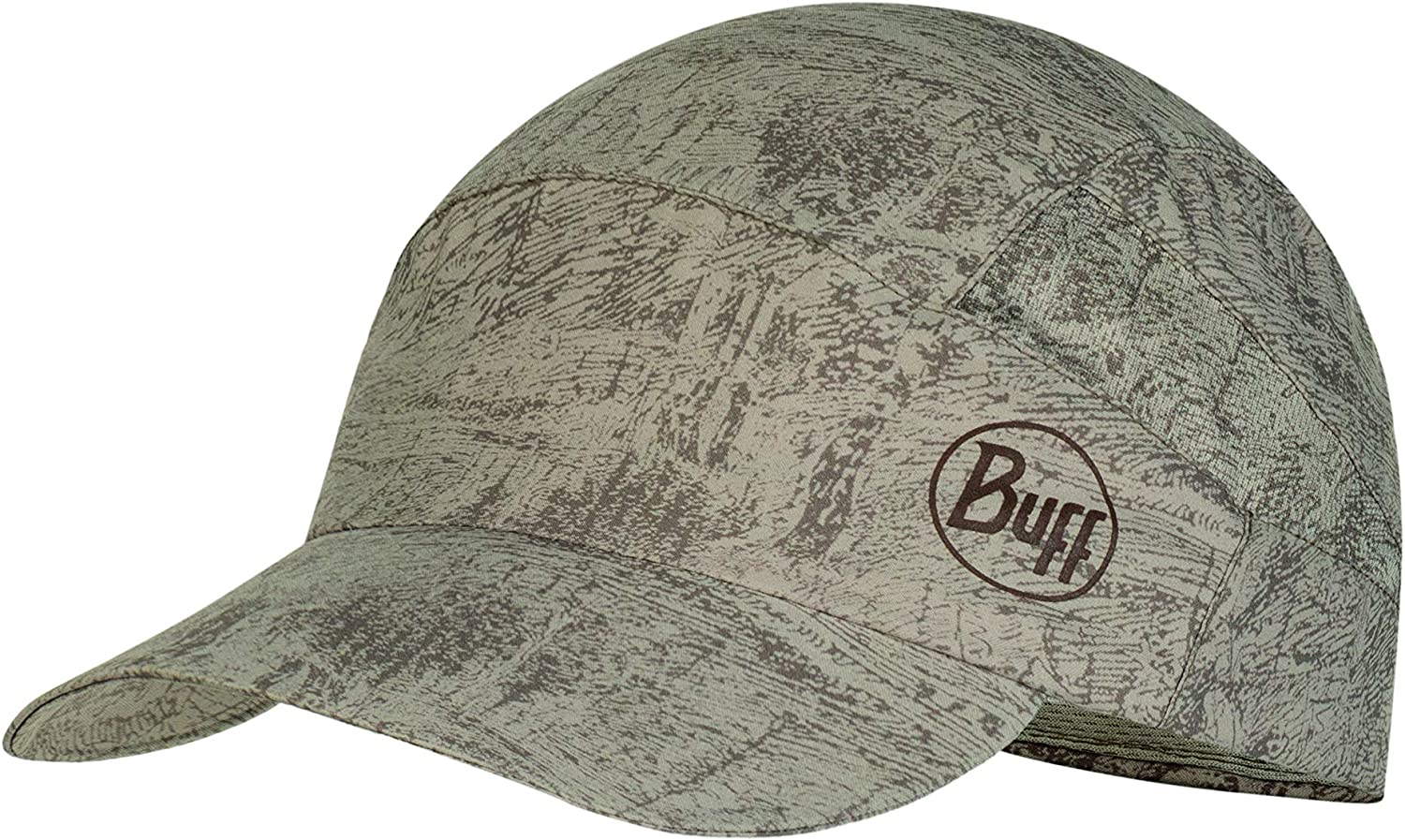 Buff Mens Shady Coolnet Uv+ Brindle Brown One Size