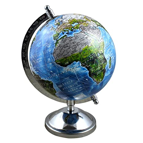 Amazon stock clearance sale vintage educational globe earth stock clearance sale vintage educational globe earth map with stand 9 inches for gumiabroncs Image collections