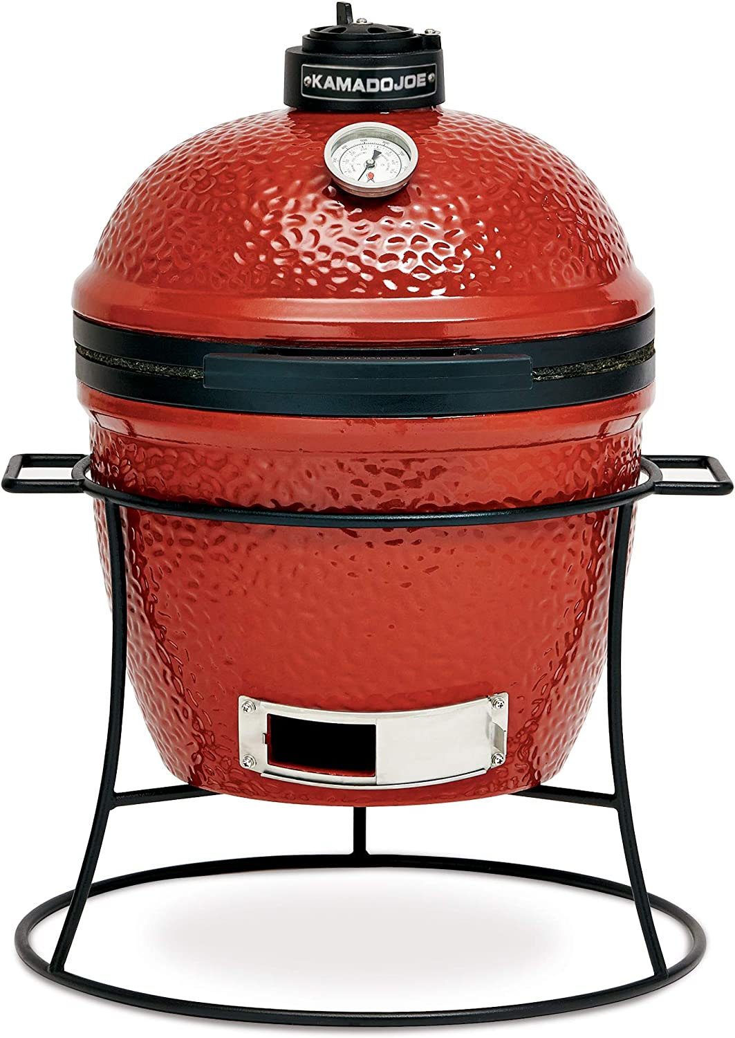 Kamado Joe KJ13RH Joe Jr Charcoal Grill: A flexible temperature controlled Kamado grill