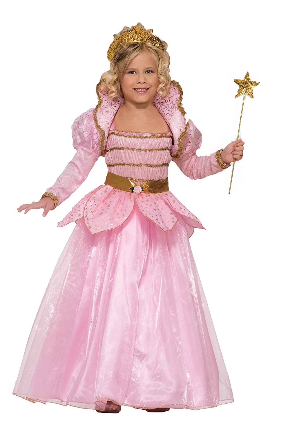 Little Pink Princess Costume, Child Small