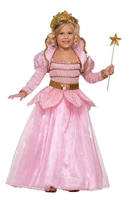 Amazon.com: Little Pink Princess Costume, Child Small: Toys & Games