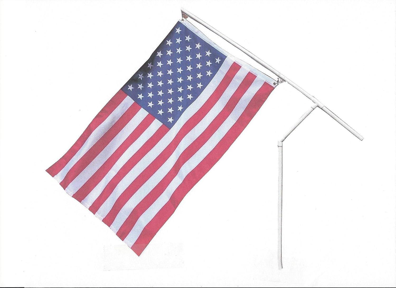 Spinner Flag Portable Flag Pole