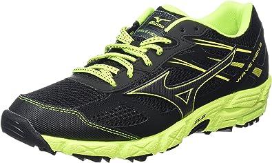 Mizuno Wave Kien 3 - Zapatillas de running Hombre, Black (Black ...