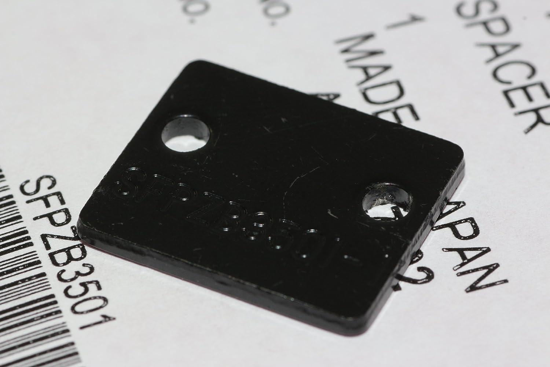 sfpzb3501 Technics Tocadiscos Headshell espaciador – Contrapeso ...