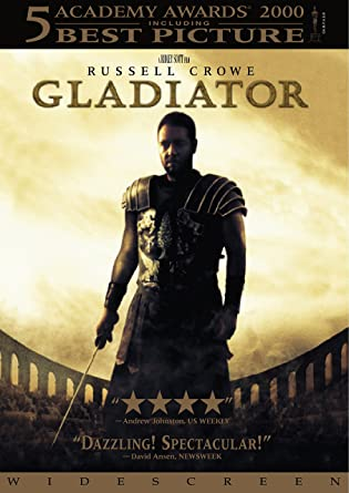 Gladiator, the movie