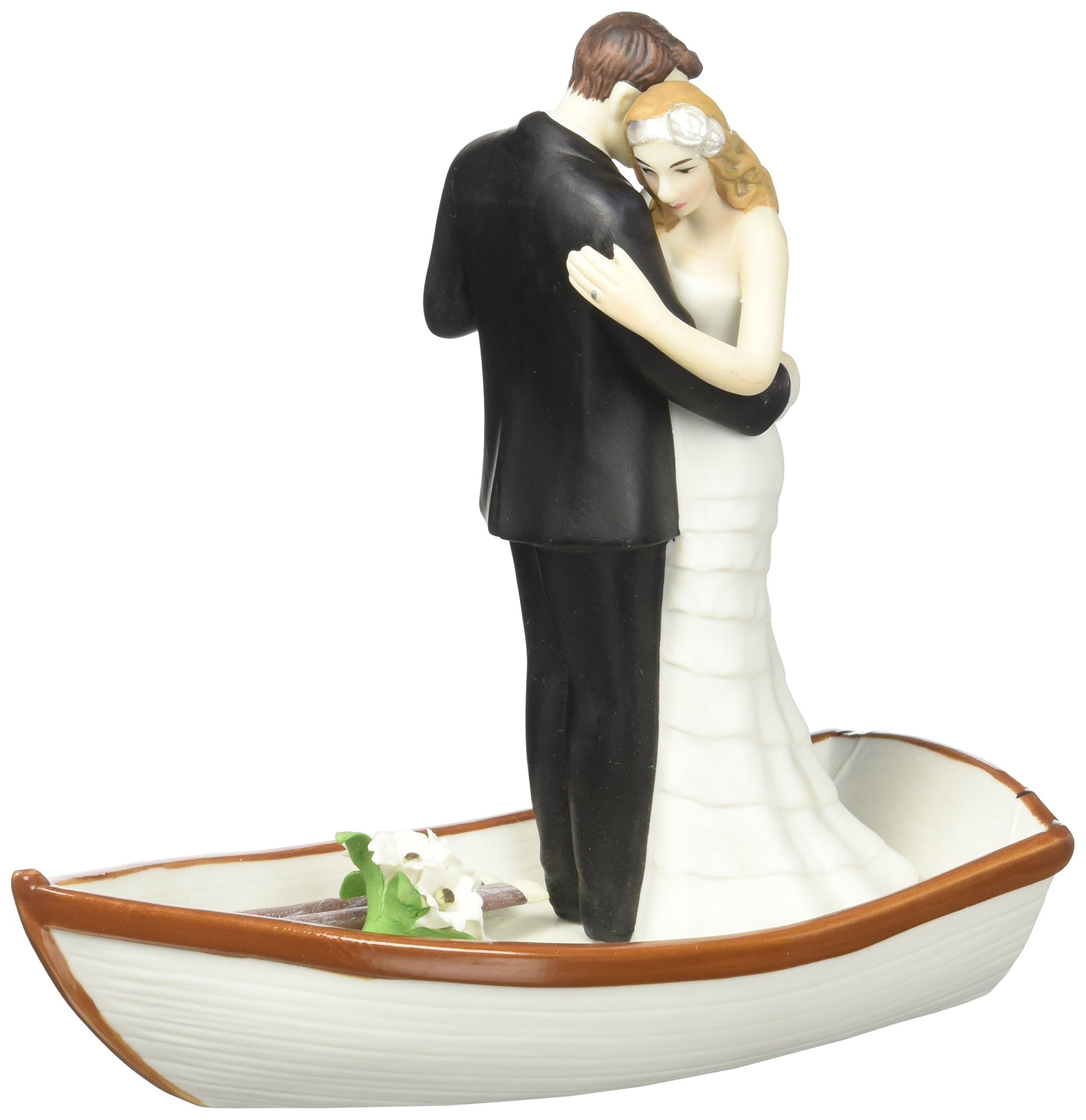 Weddingstar 9352'' Row Away Rowboat Couple by Weddingstar Inc.