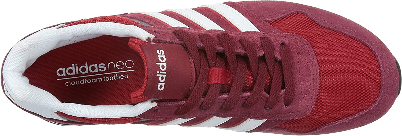 adidas neo 10k rosse