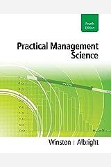Practical Management Science Kindle Edition