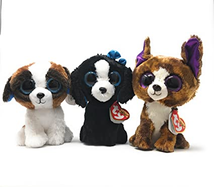 f21450aa90a Image Unavailable. Image not available for. Color  Ty Beanie Boos Set of 3