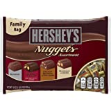 HERSHEY'S Nuggets Chocolates Assortment (19-Ounce Bags, Pack of 3)