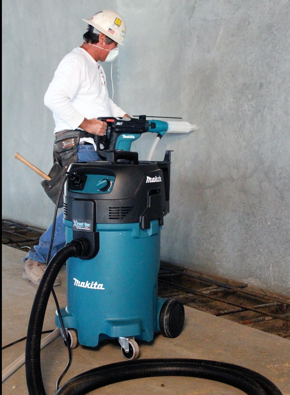 Makita VC4710 12-Gallon Wet/Dry Vacuum by Makita (Image #2)