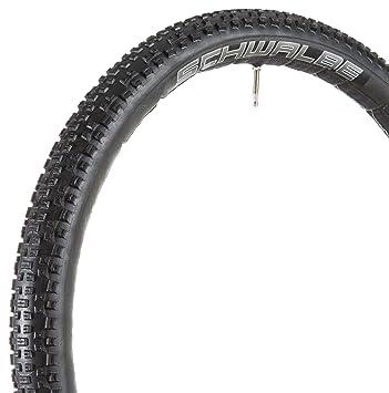 Schwalbe 11600617.01 - Cubierta 26X2.10 Racing Ralph Tl Easy Negra