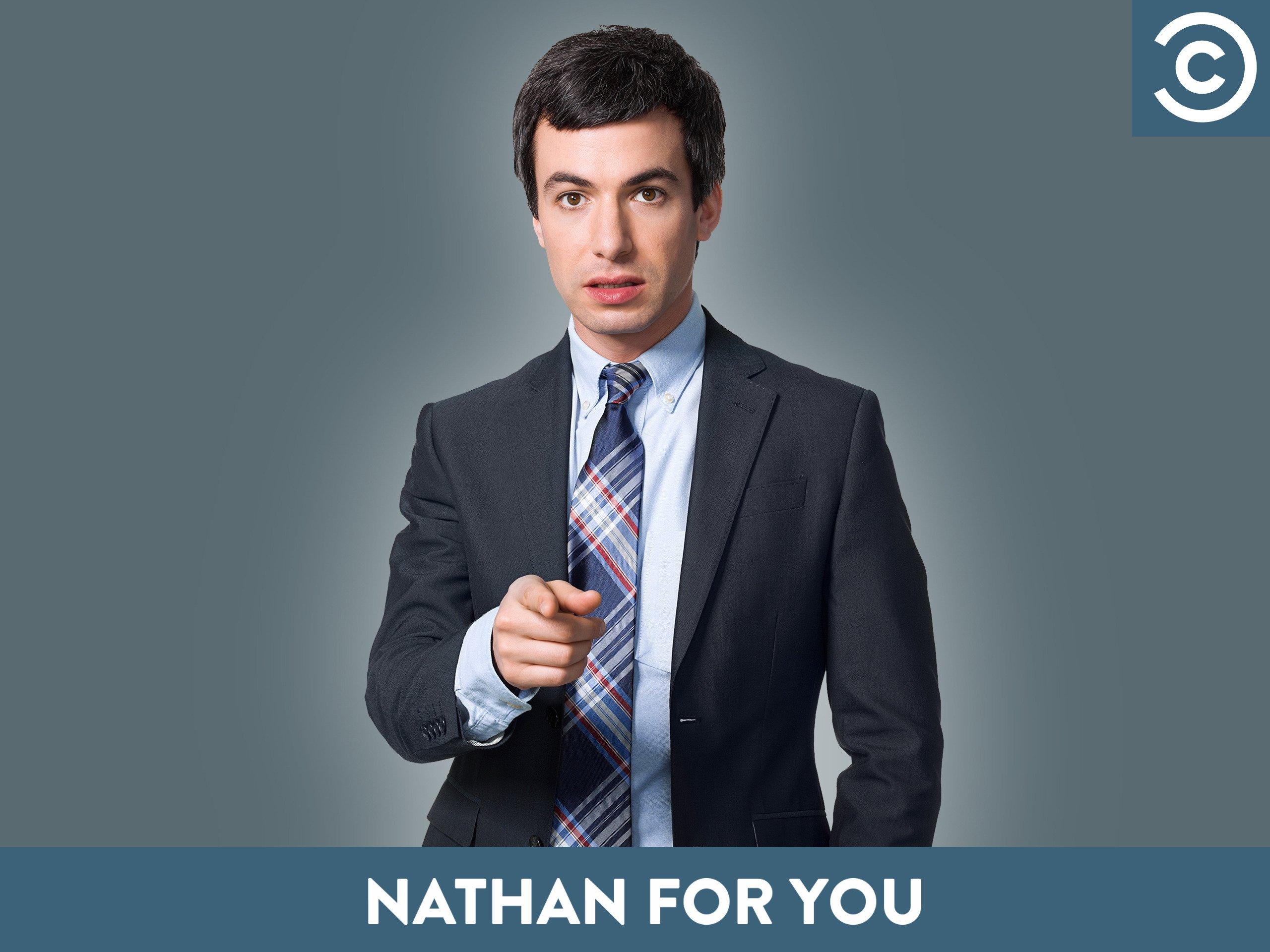 Amazon com: Watch Nathan For You Season 4 | Prime Video