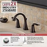 Delta Faucet Lahara 2-Handle Widespread Bathroom