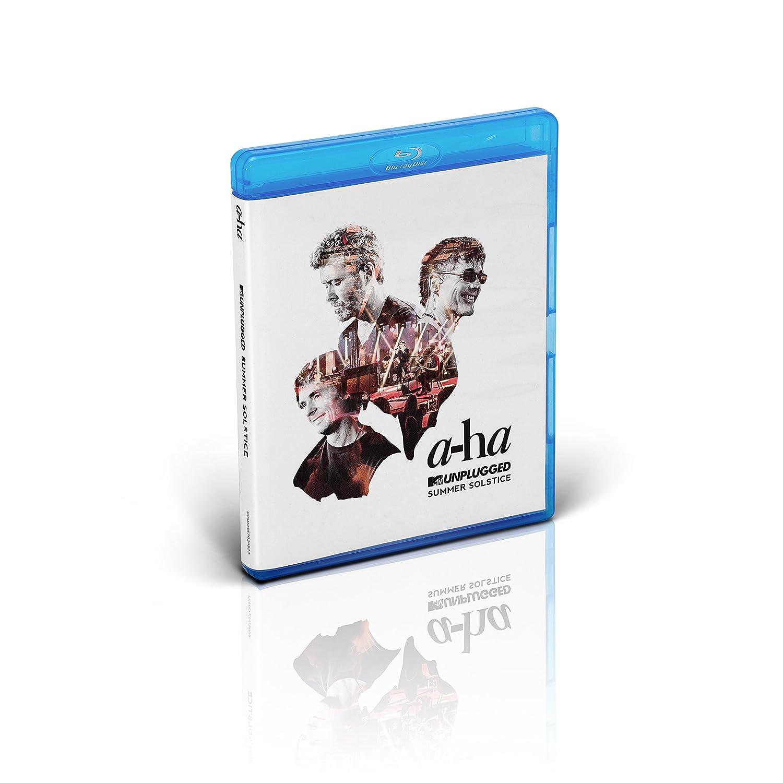 MTV Unplugged - Summer Solstice [Blu-ray]: Amazon.co.uk: A-ha: DVD ...