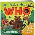 Who: Chunky Peek a Flap Board Book