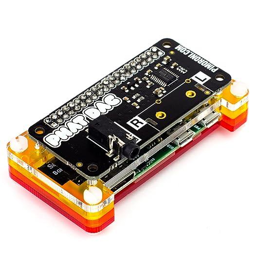 4 opinioni per pHAT DAC per Raspberry Pi