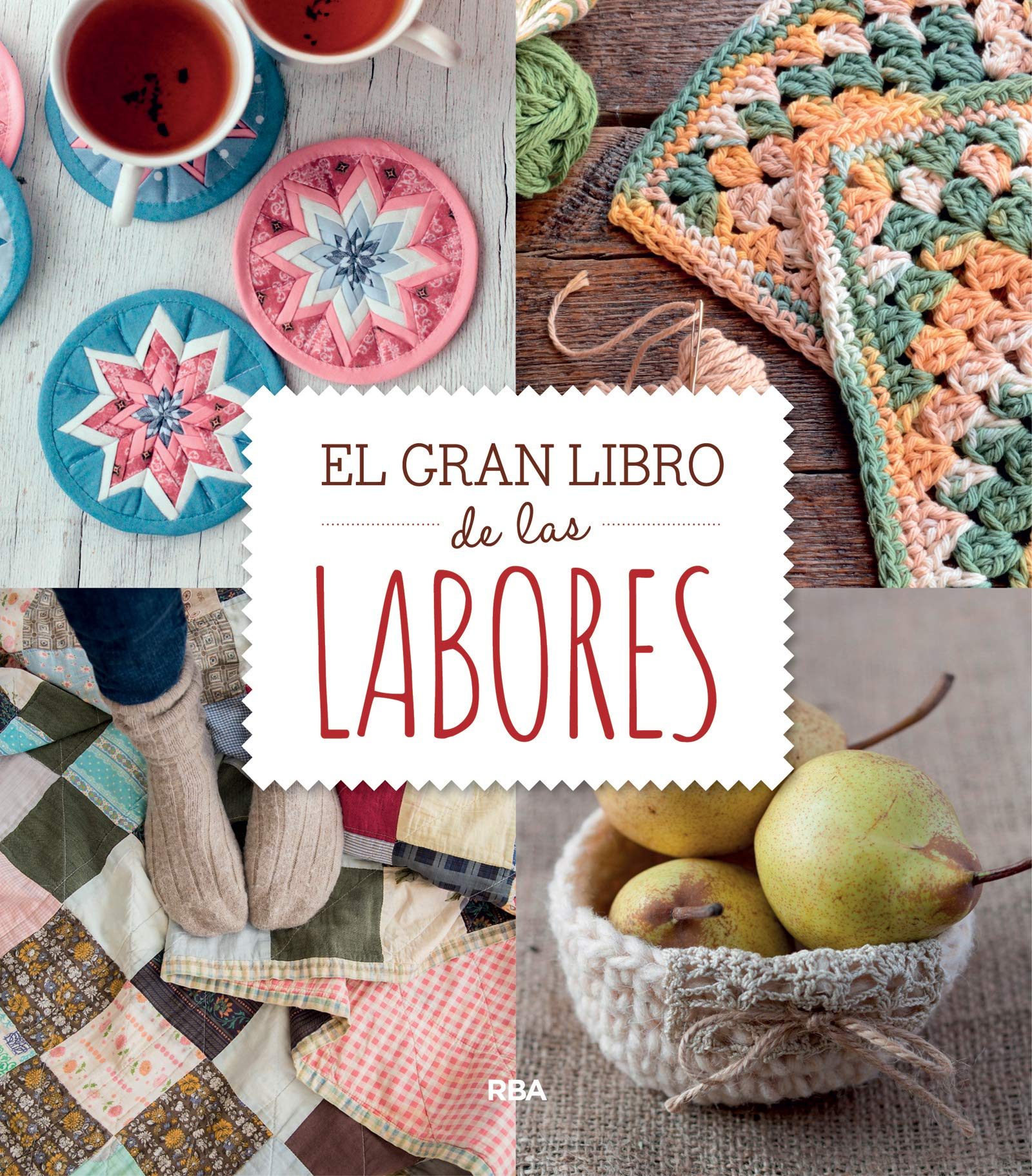 El gran libro de las labores del hogar (Spanish Edition ...