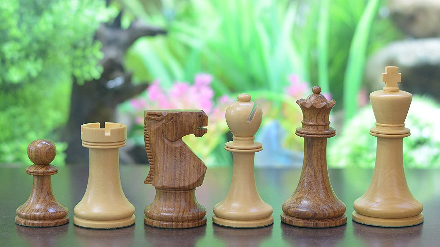 【売り切り御免!】 Chessbazaar Chess The Staunton Staunton Series Weighted Chess Pieces In Shesham Chessbazaar & Box Wood B00OHMQKBA, ポールワークス:6c23f8b2 --- gfarquitetura.com