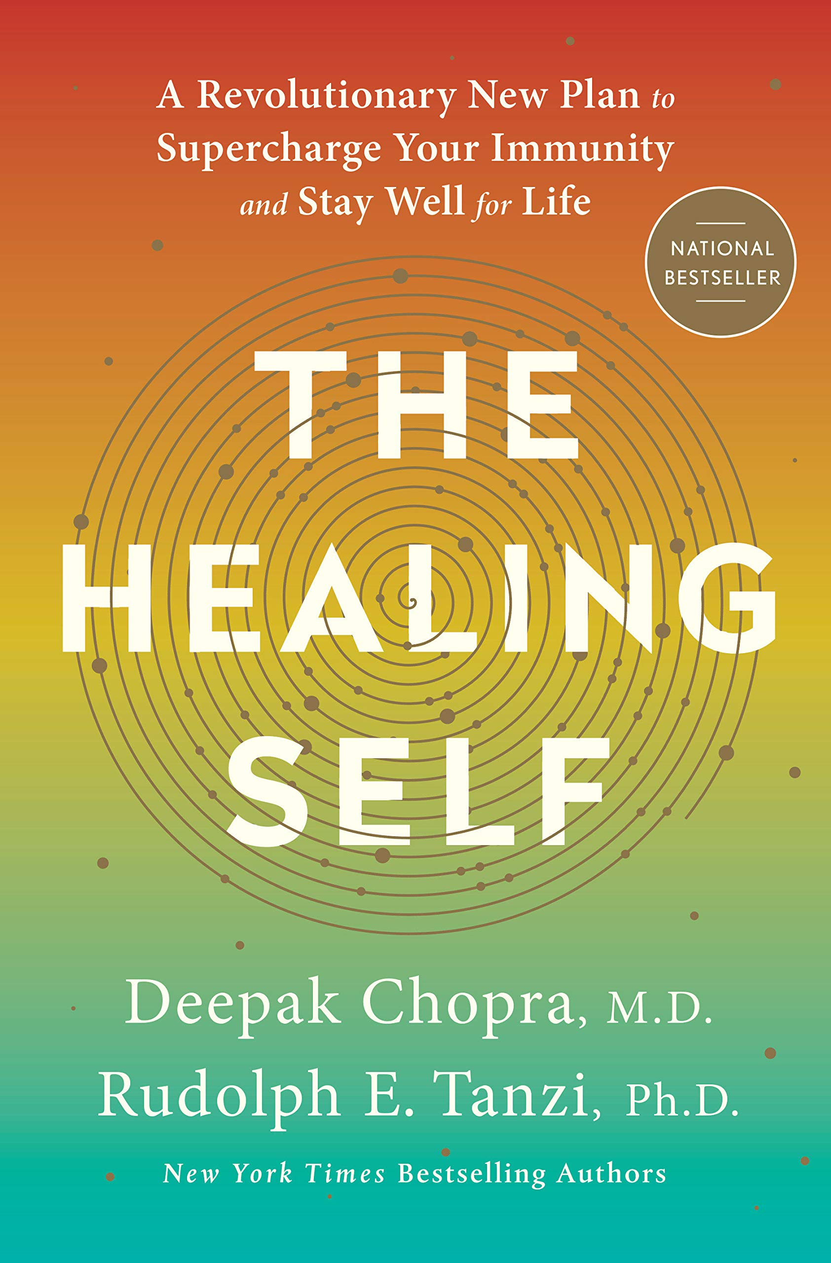 0be2461b5a The Healing Self  A Revolutionary New Plan to Supercharge Your Immunity and  Stay Well for Life Hardcover – January 30