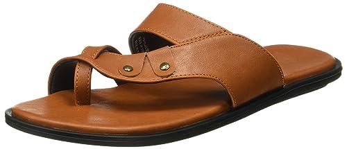 779a7f4a2ec Bond Street by (Red Tape) Men s Tan Hawaii Thong Sandals - 10 UK ...