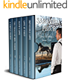Amish Wedding Season: Complete Amish Romance series: 5 books-in-1: Impossible Love: Love at First: Faith's Love: The…