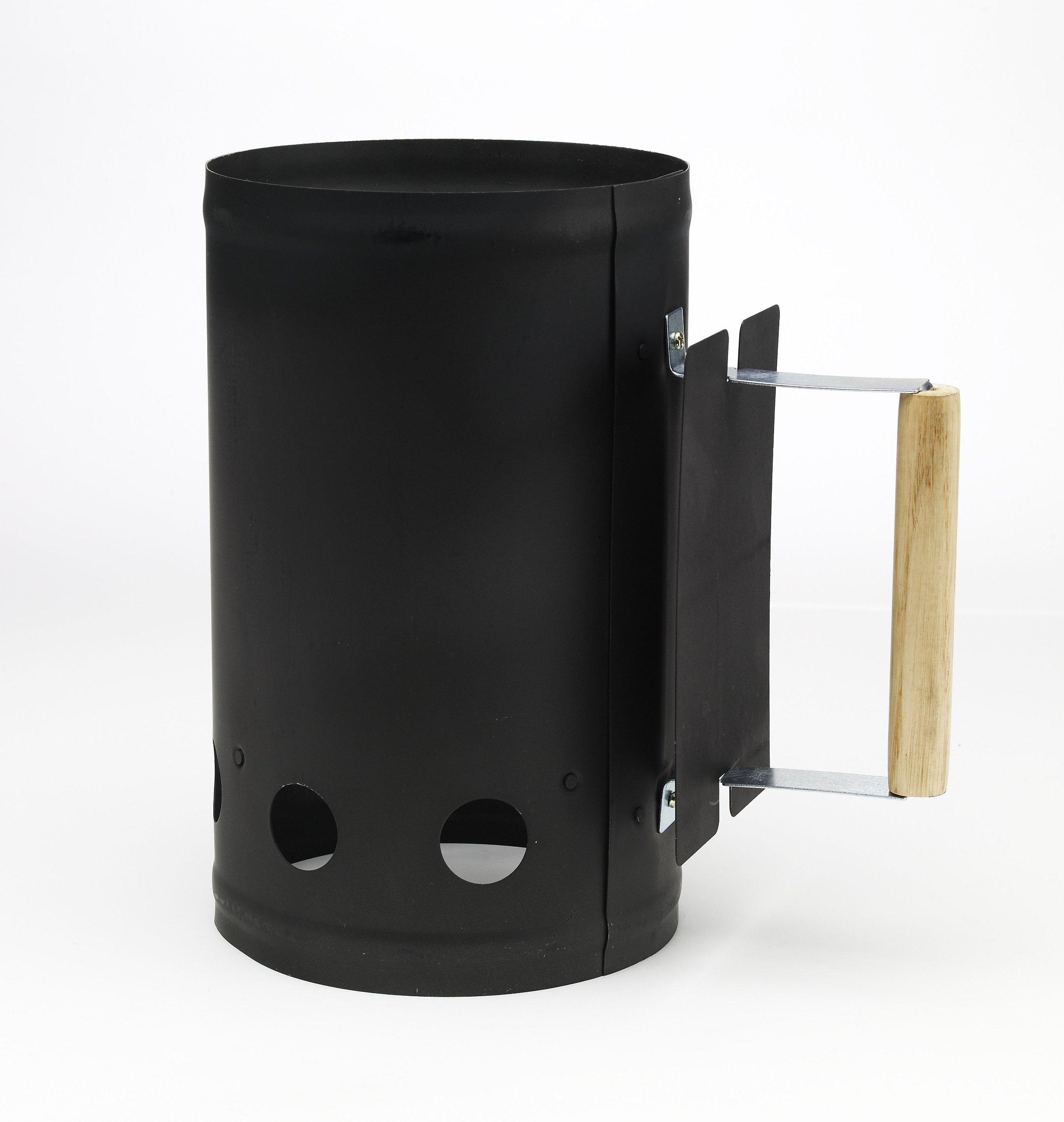 Bull 24143 Black Chimney Starter